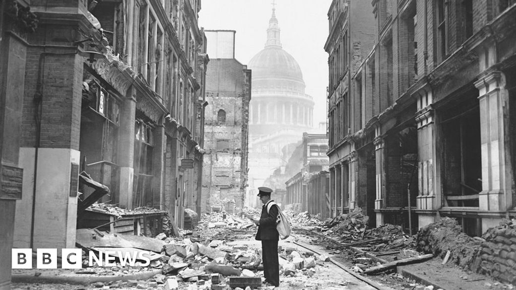 , 'How we re-delivered a baby's postcard – 75 years on', The Evepost BBC News
