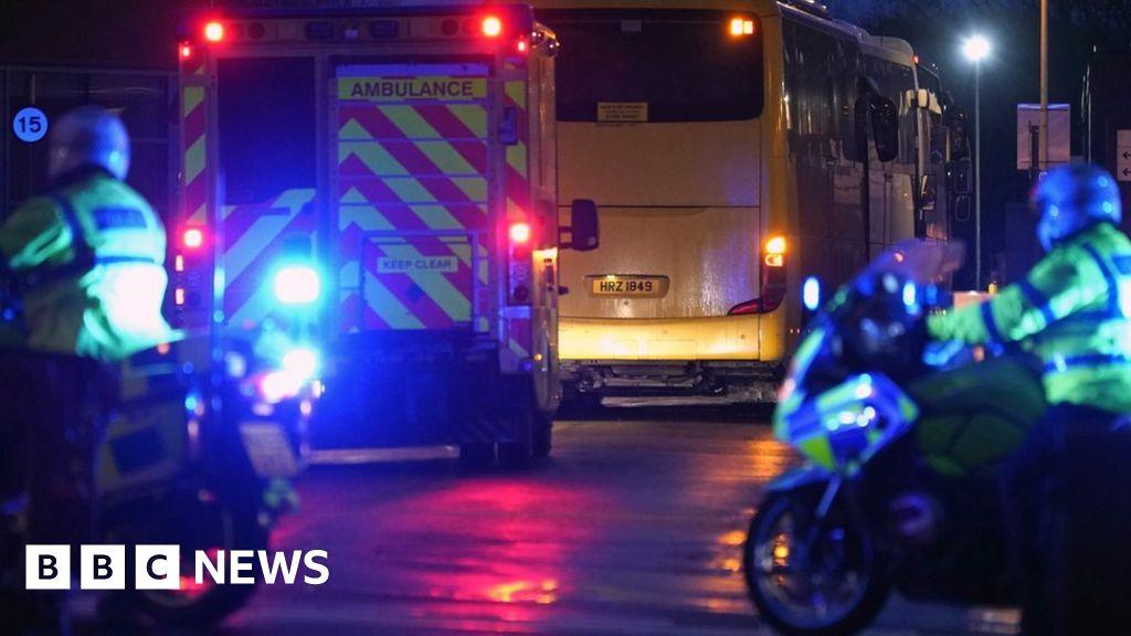 Coronavirus: Four new UK cases among ship evacuees - BBC News