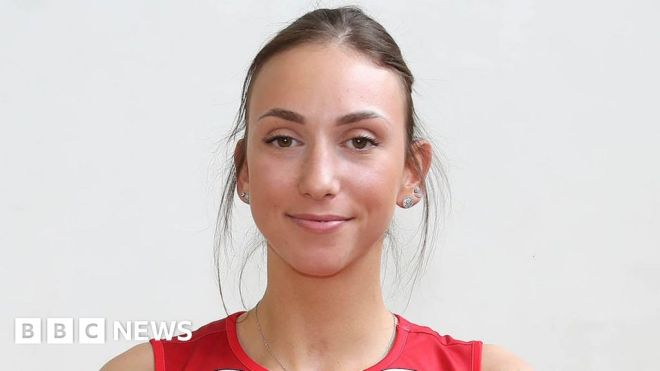 Serbia volleyball player banned over racist eye gesture #world #BBC_News