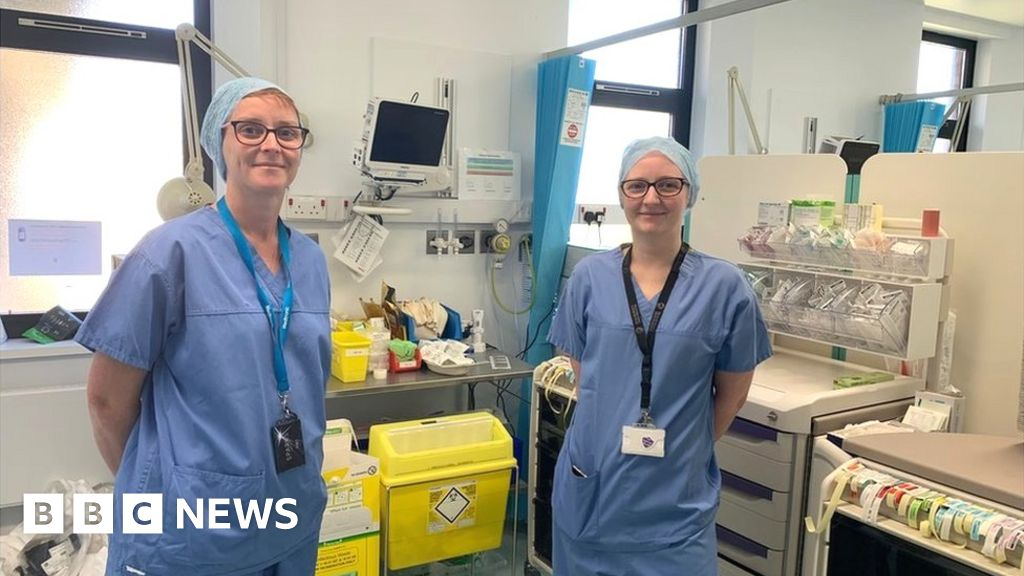 Coronavirus doctor's diary: 'We aren't diagnosing many cancers now'