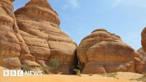 Saudi Arabia's tourist spots you are now free to visit