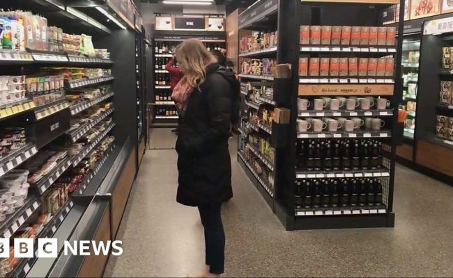 Amazon Opens Its First Grocery Store In Seattle With No
