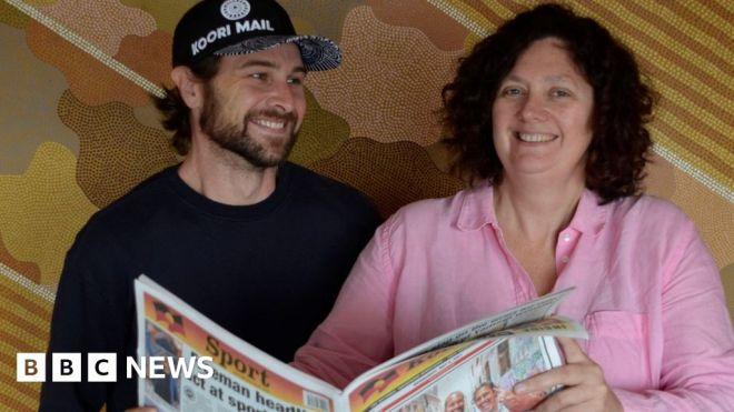 Koori Mail: Thirty years of reporting on Aboriginal Australia #world #BBC_News