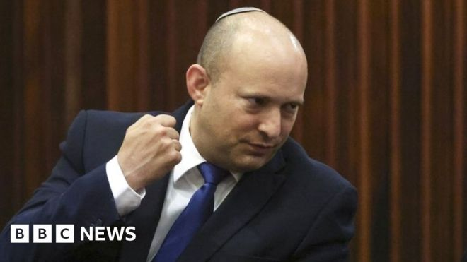 Israel opposition parties agree to form new unity government #world #BBC_News