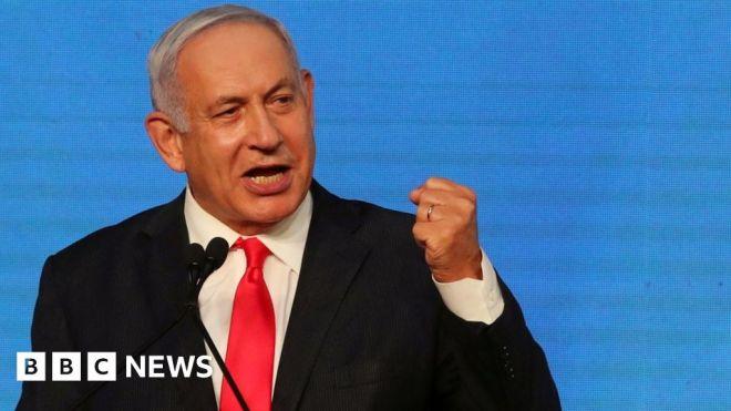 Benjamin Netanyahu calls to block Israel's newly formed coalition #world #BBC_News