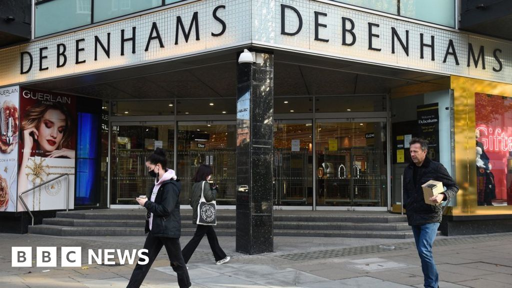 Covid: Wales' questions over Boohoo's Debenhams takeover - BBC News