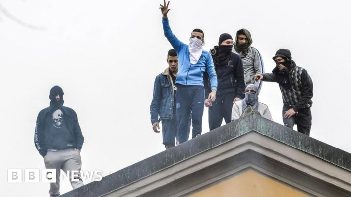 Coronavirus: Death toll jumps again in Italy's 'darkest hour ...