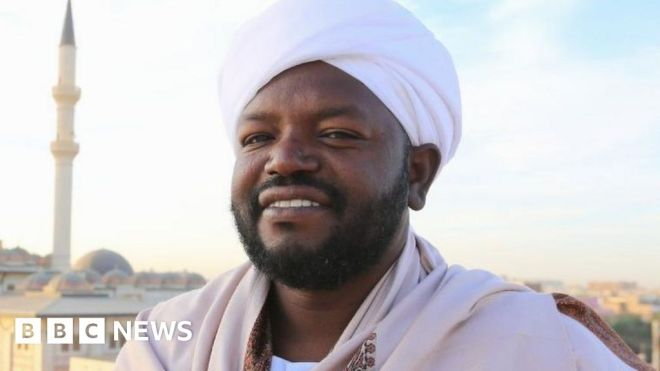 Nourin Mohamed Siddig: The African art of reciting the Koran #world #BBC_News