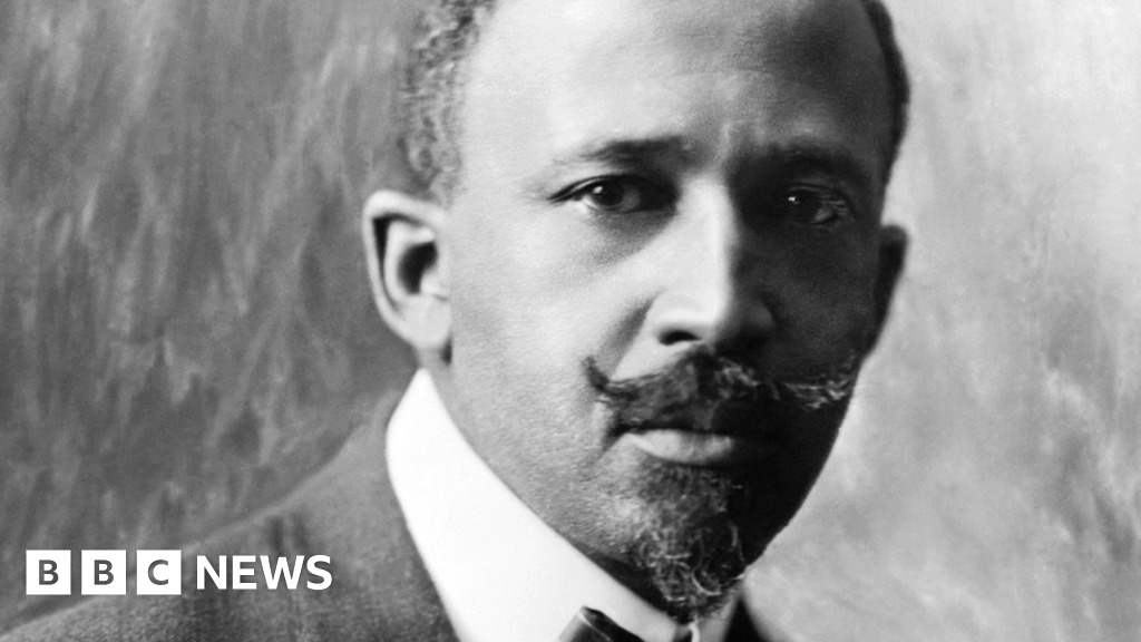 , Ghana's role in honouring a US civil rights hero, The Evepost BBC News