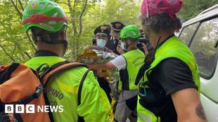 Missing Italian toddler found by reporter sent to cover disappearance #world #BBC_News