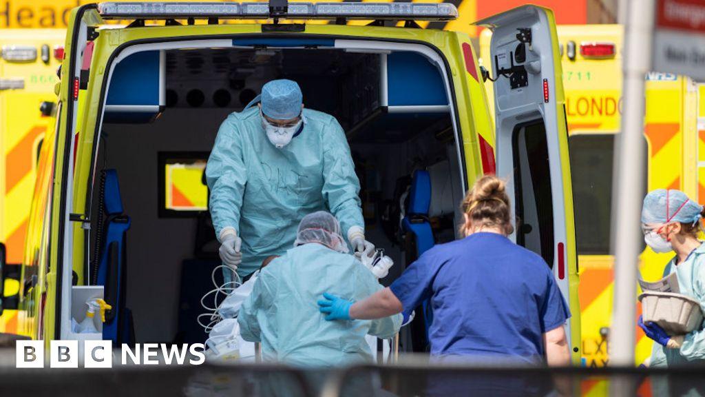 Coronavirus: England highest level of excess deaths