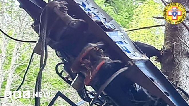 Italy cable car: Video suggests emergency brake disabled years before #world #BBC_News