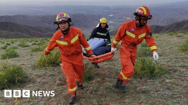 China marathon: Officials punished over runner deaths #world #BBC_News