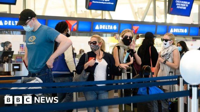 Coronavirus: New York City orders international visitors to quarantine #world #BBC_News