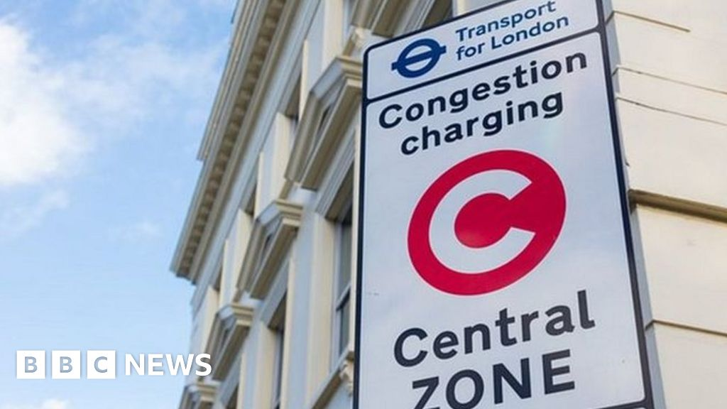 Photo of London congestion charge increase begins