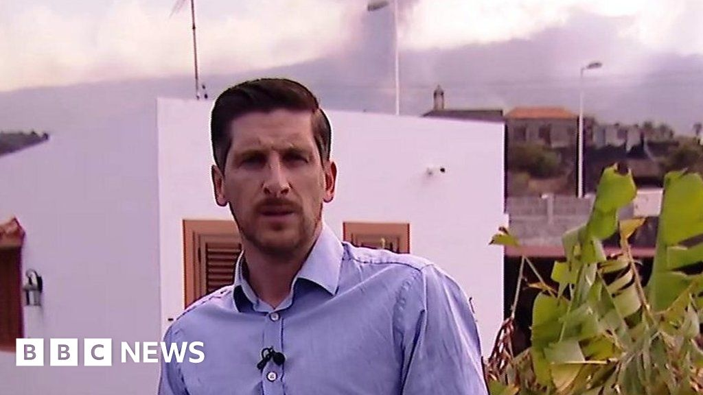 , Canary Islands volcano: BBC reporter on the evacuation of La Palma residents, The Evepost BBC News