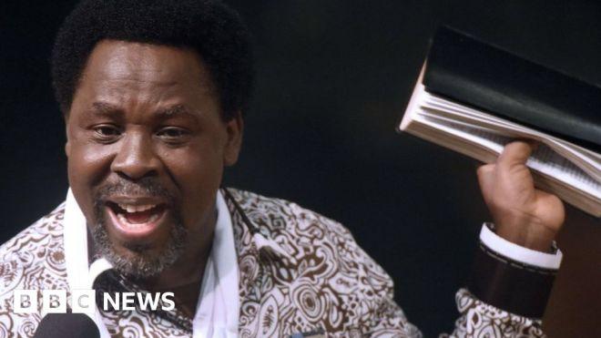 TB Joshua: Influential Nigerian preacher dies at 57 #world #BBC_News
