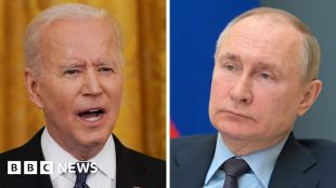 Russia's Putin: Biden will be less impulsive than Trump #world #BBC_News
