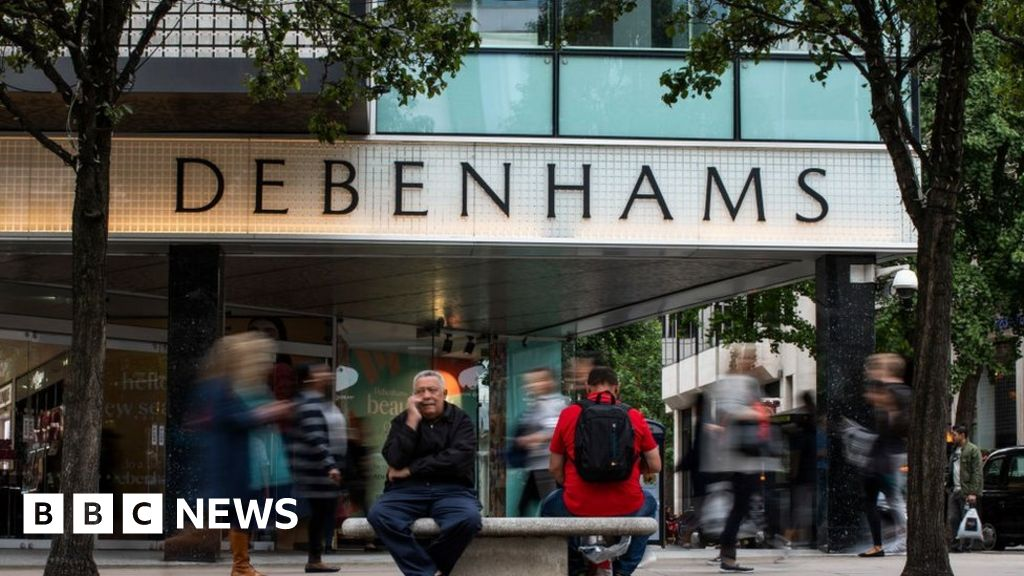 Debenhams and House of Fraser merger mooted. director says - BBC News