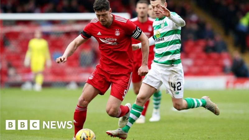 Sturgeon: Aberdeen and Celtic should not play after Covid breaches 1