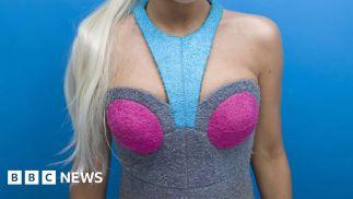 The artists tackling body dysmorphia