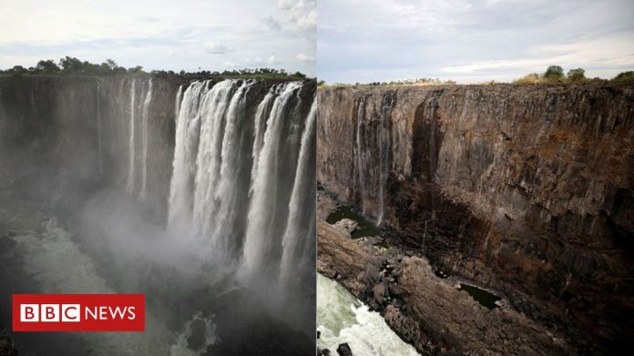 Then and now: When silence descended over Victoria Falls | Latest News Live | Find the all top headlines, breaking news for free online May 2, 2021