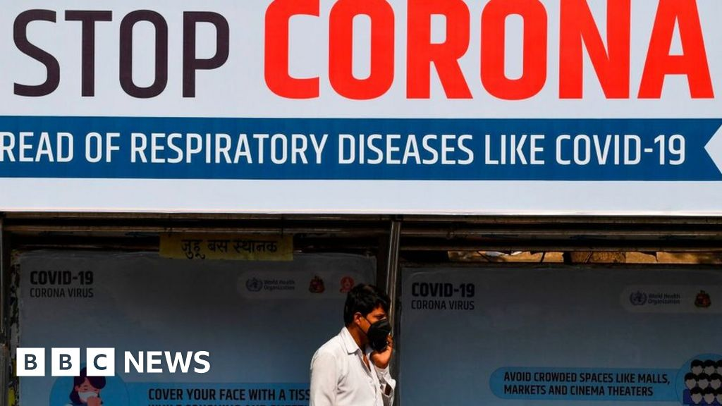 Coronavirus: India replaces ringing tone with health info - BBC News