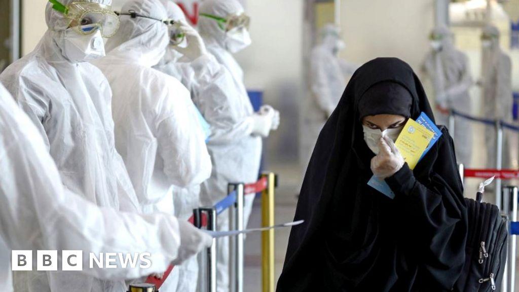 Coronavirus: Cases jump in Iran and Italy - BBC News