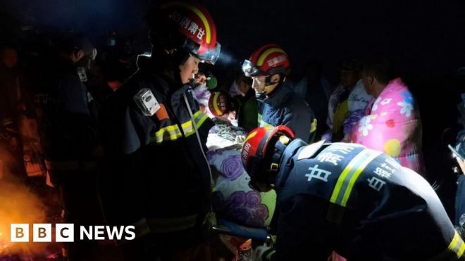 China race: Severe weather kills cross-country runners #world #BBC_News