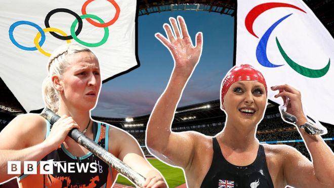 Tokyo 2020: The elite athletes training at home #world #BBC_News