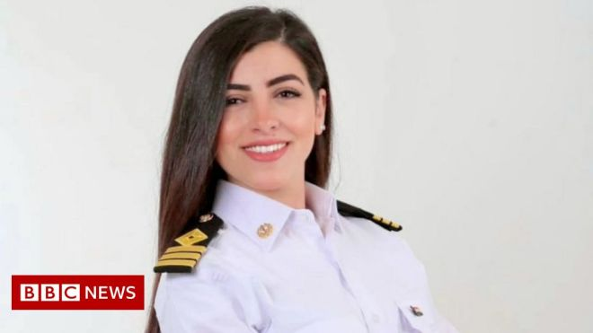 Marwa Elselehdar: 'I was blamed for blocking the Suez Canal' #world #BBC_News