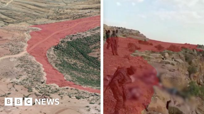 Evidence suggests Ethiopian military carried out massacre in Tigray #world #BBC_News