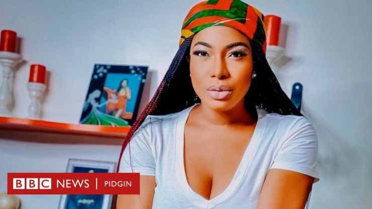 Who be Chika Ike, wey clear di air about her relationship wit Regina Daniels husband Ned Nwoko - BBC News Pidgin