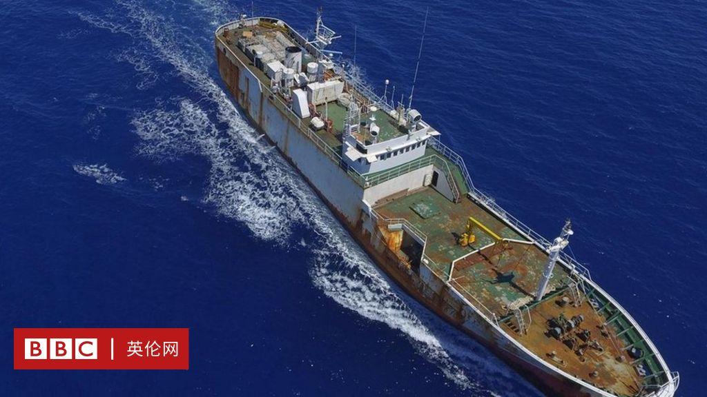 """高科技""""獵殺""""非法捕魚海盜船多爾戈夫號 - BBC 英倫網"""