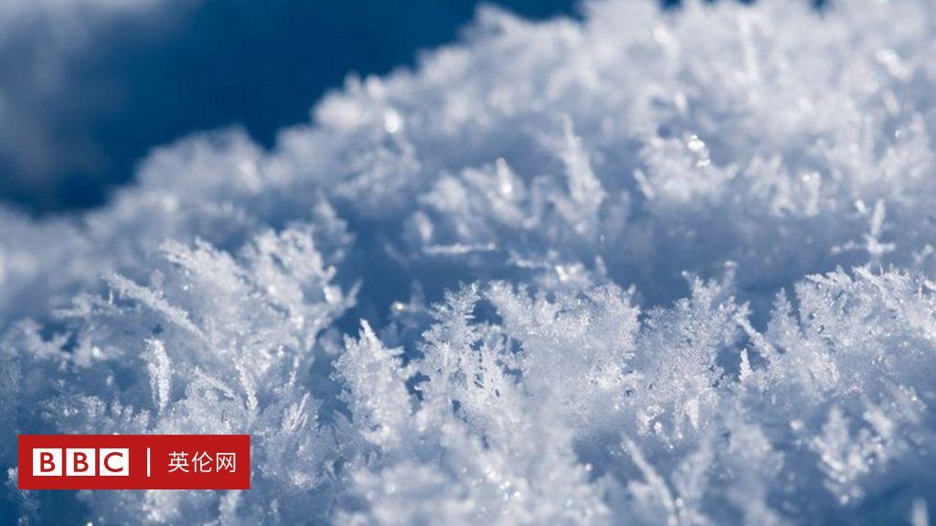 關於下雪:你可能不知道的17個有趣事實 - BBC 英倫網