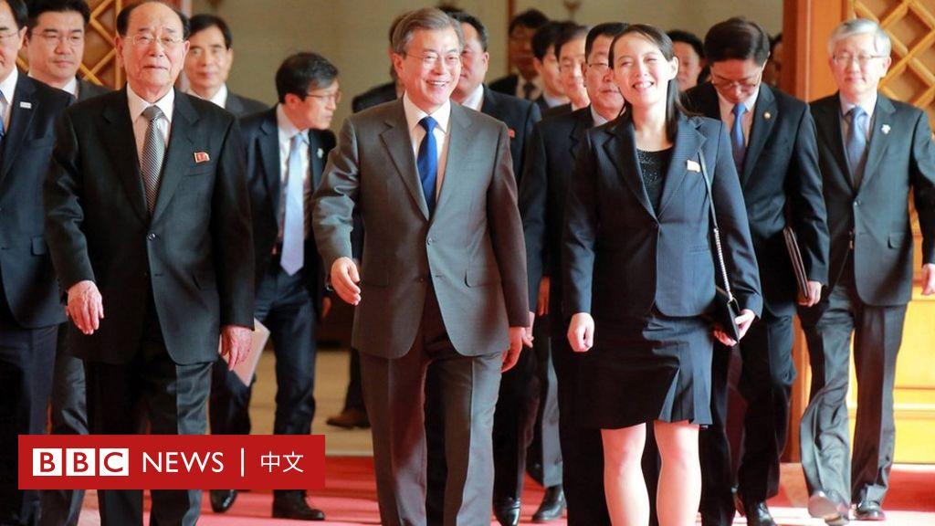 朝韓高層冬奧歷史性會面 文在寅謹慎面對金正恩邀請 - BBC News 中文