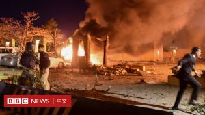 巴基斯坦豪华酒店爆炸,中国大使险些遭到袭击