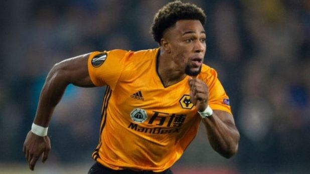 Wolves' Adama Traore forced to withdraw from Spain squad - BBC Sport
