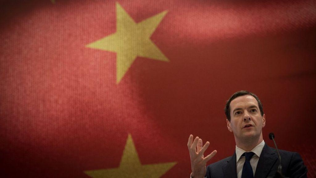 China and 'the Osborne Doctrine' - BBC News