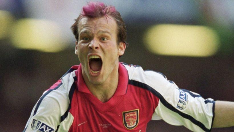Freddie Ljungberg: From underwear model to Arsenal manager - BBC Sport