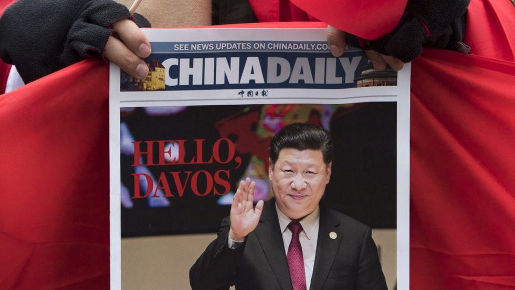 Bildergebnis für china davos