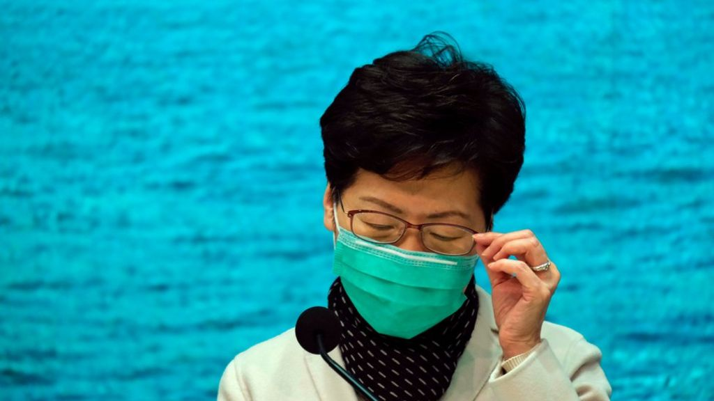 Coronavirus: Hong Kong to slash border travel as virus spreads ...