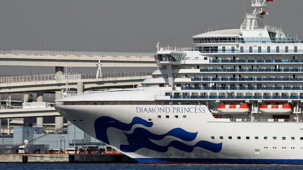 Coronavirus: British man who was on Diamond Princess ship dies in ...