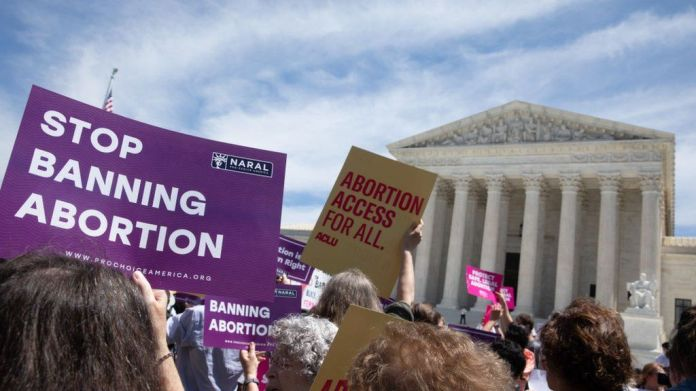 What's going on in the fight over US abortion rights? - BBC News