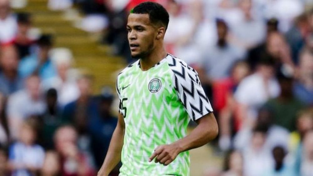 William Troost-Ekong: 'Playing for Nigeria best decision ever' - BBC Sport