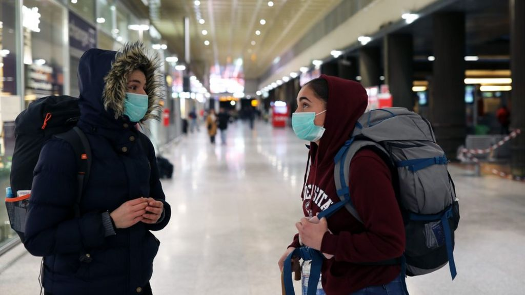 Coronavirus: Britons urged not to visit Italy quarantine areas ...