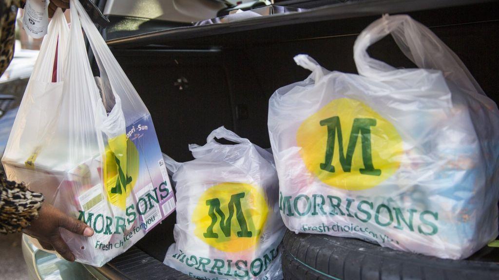 Morrisons Profits Hit By Supermarket Price Wars Bbc News