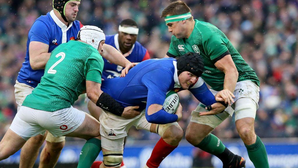 Six Nations: France v Ireland postponed because of coronavirus ...