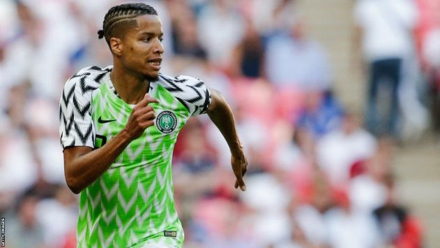 Tyronne Ebuehi has no regrets about playing for Nigeria - BBC Sport