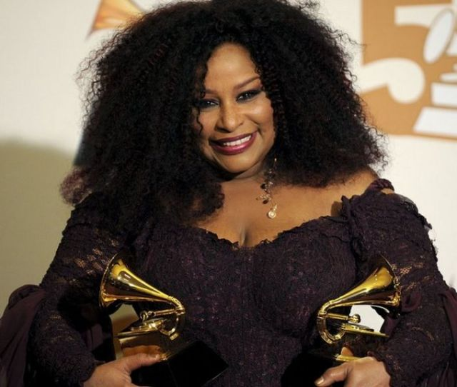 Chaka Khan Why She Gets Annoyed By Her Tuneful Greeting Bbc News